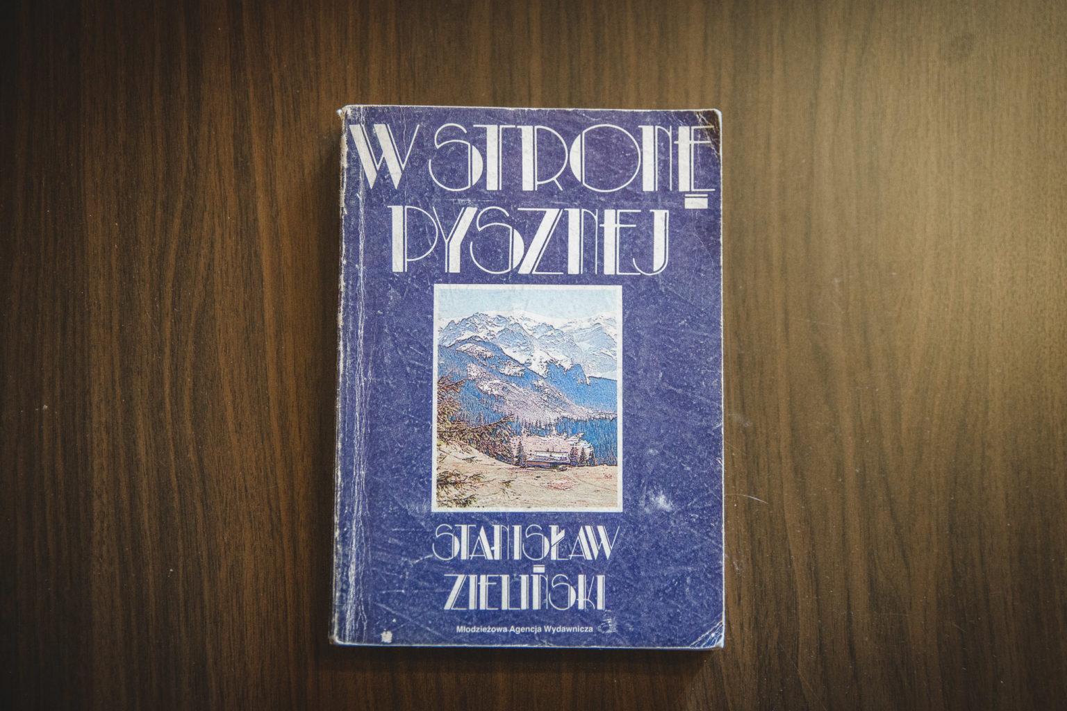 "Literatura górska ""W stronę pysznej"""