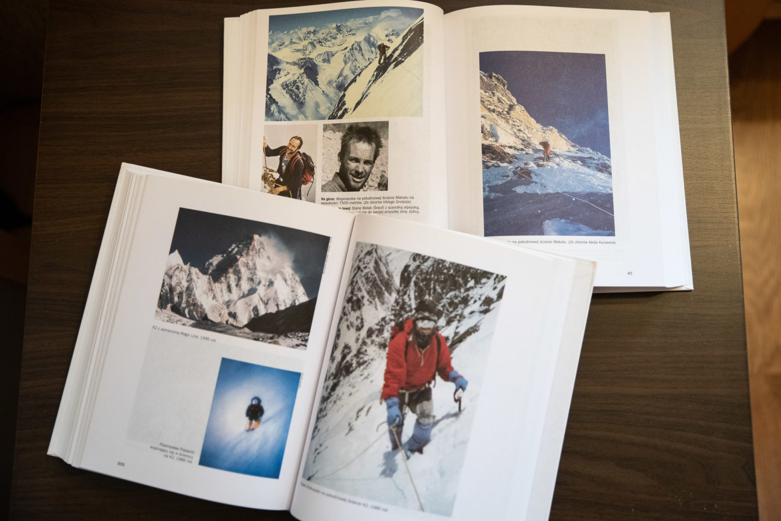 Książki o górach Bernadetty McDonald