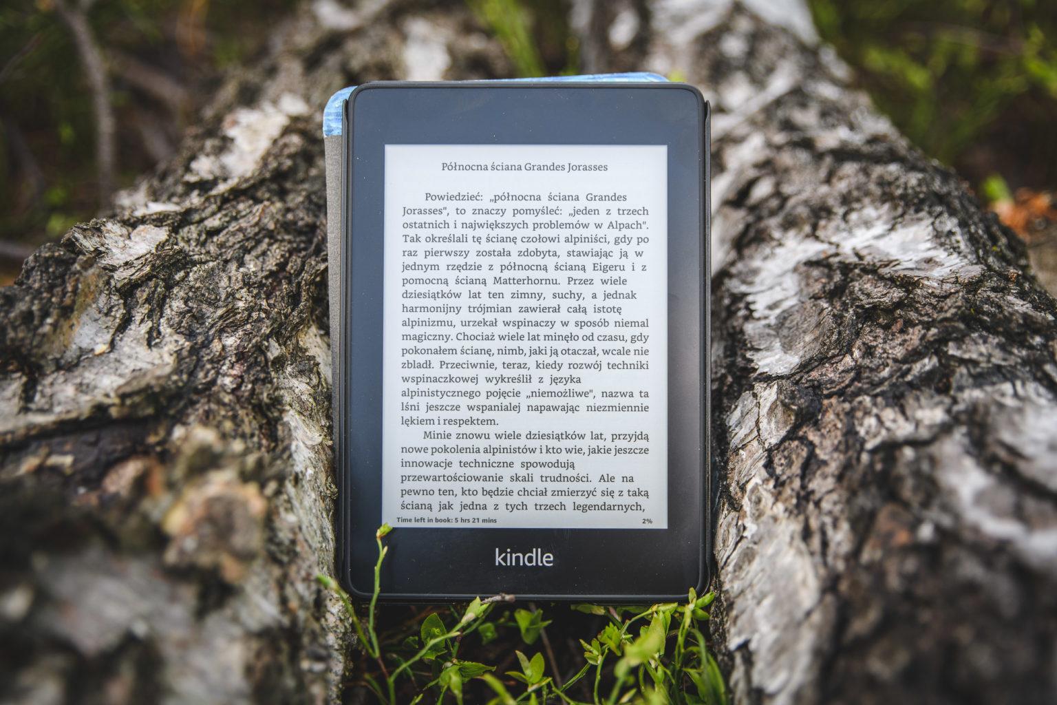 Literatura górska w formie elektronicznej