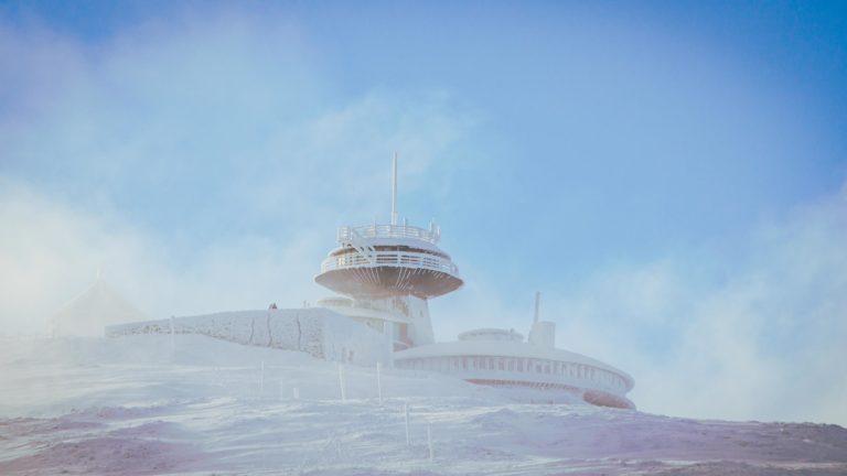 Obserwatorium meteorologiczne na Śnieżce