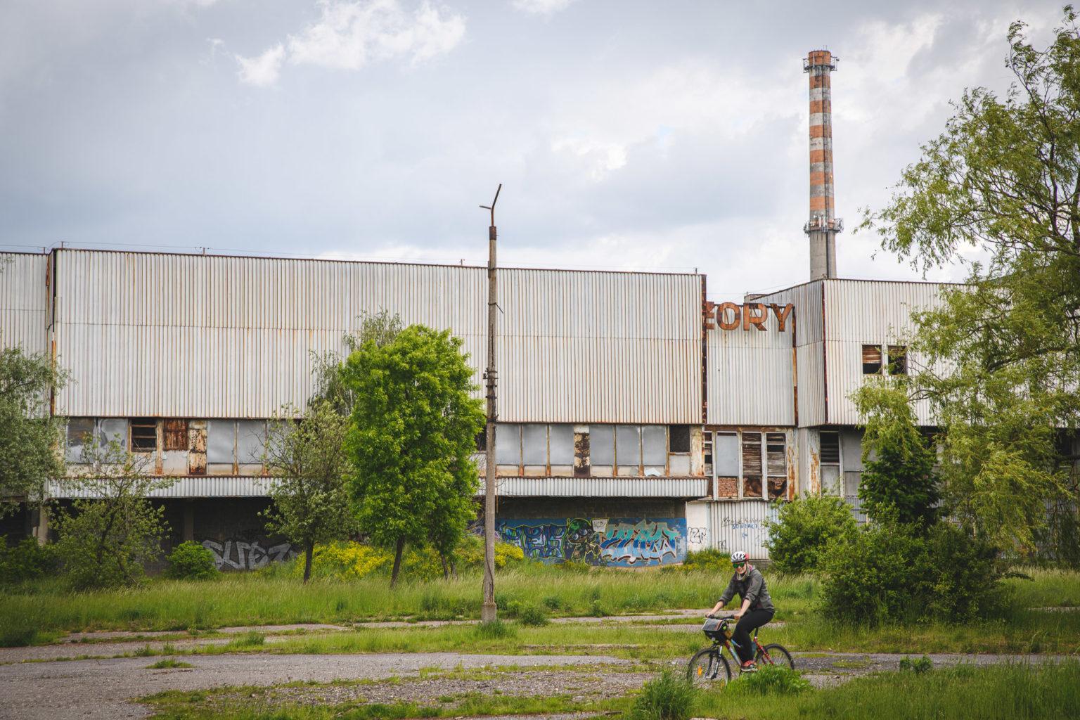 Zamknięta kopalnia Żory