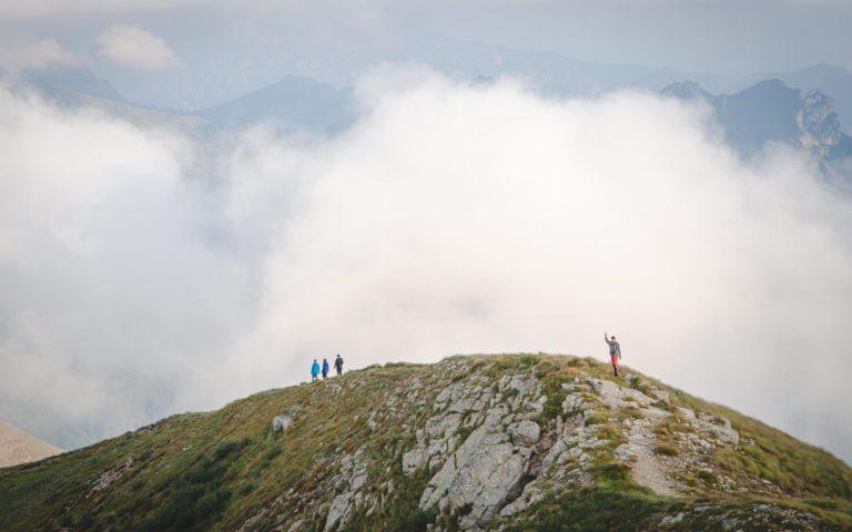 Jak chodzić po górach