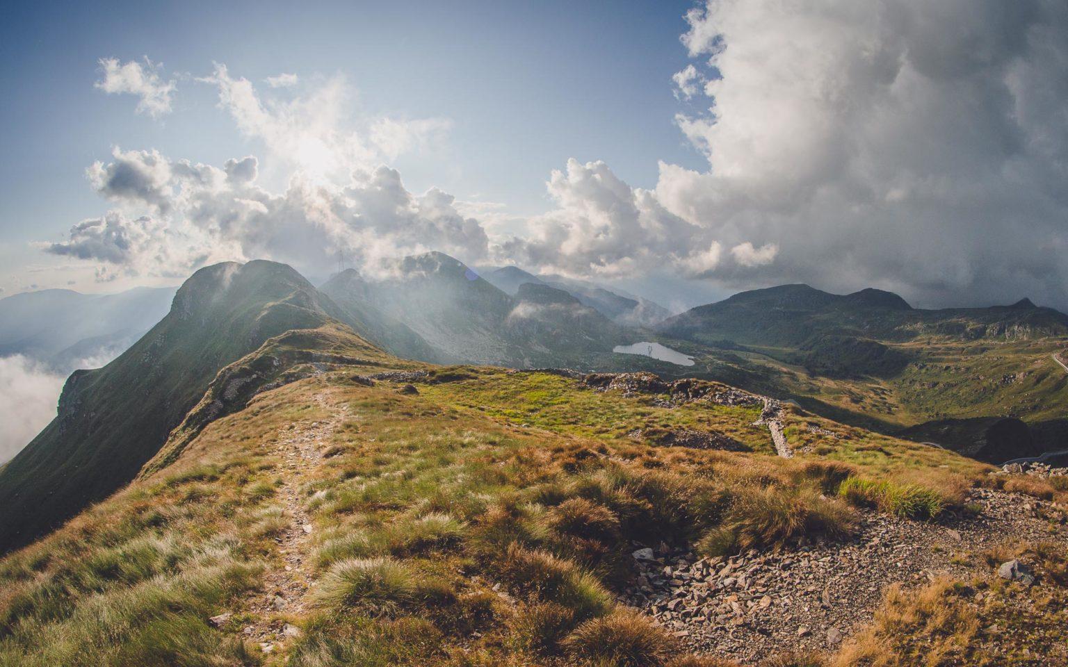 Rejon Monte Dasdany - jak chodzić po górach