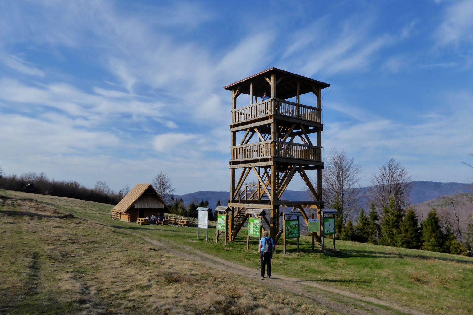 Wieża na Starym Groniu