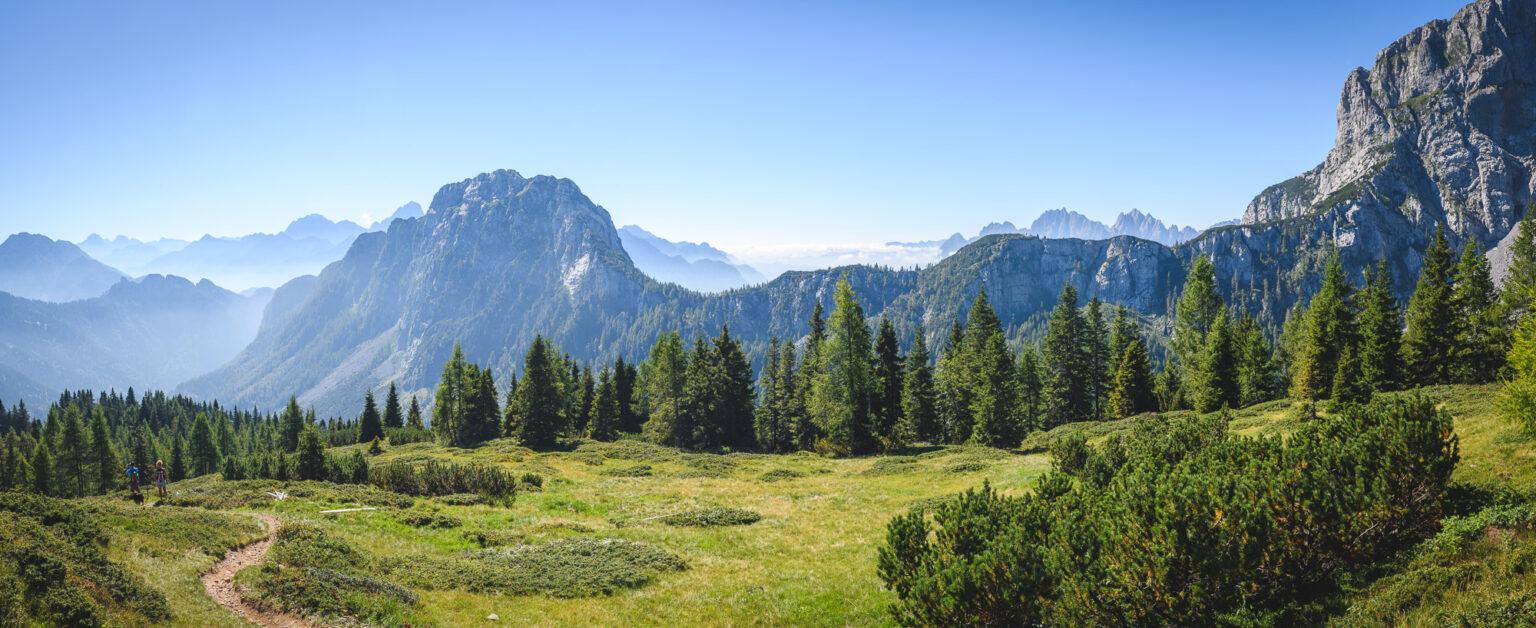 Alpy Julijskie i Alpy Karnickie