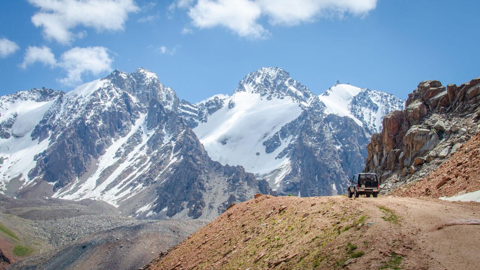 Ałatau Zailijski w Kazachstanie