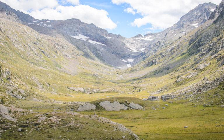 Włoskie Alpy Graickie